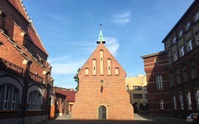 Odnowiona Kaplica św. Jacka